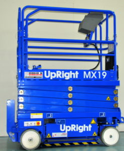 Upright MX19 Scissor Lift