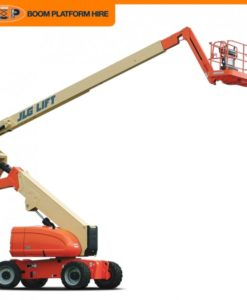 Articulated Diesel Boom Lift