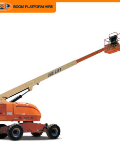 Telescopic Diesel Boom Lift