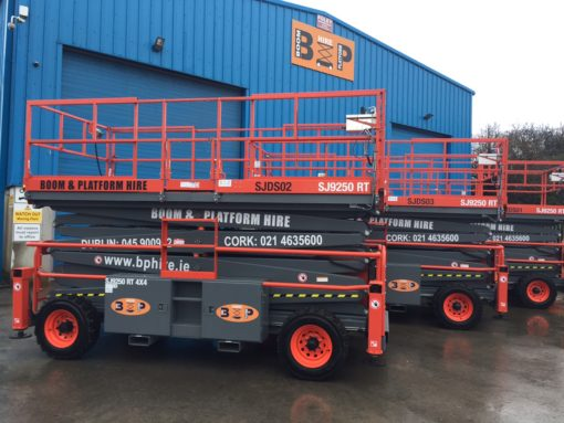 Skyjack SJ-9250 Diesel Scissor for Hire