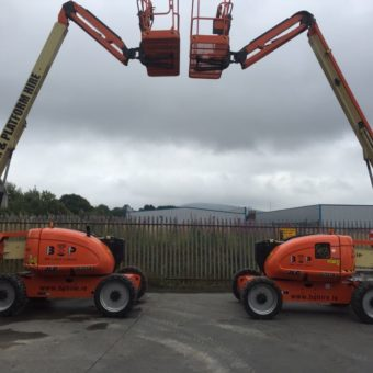 Cherry Picker Hire Cost per Day