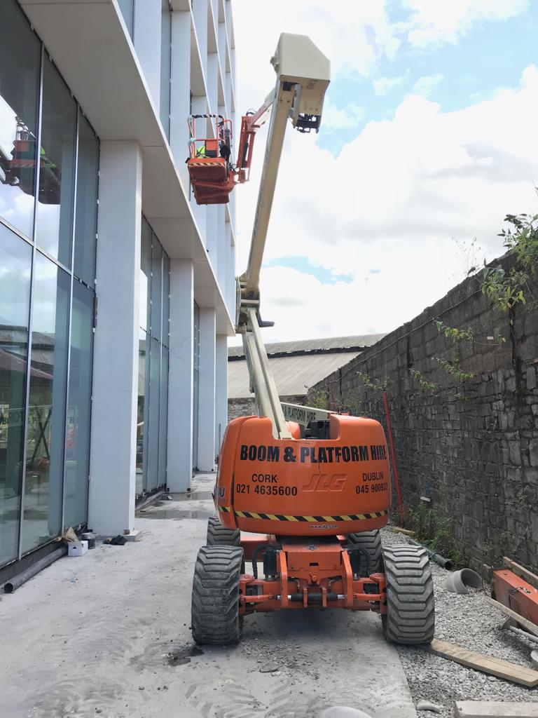 Site Photos from Large Commercial Site in Cork