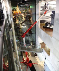Spider Lift Rental