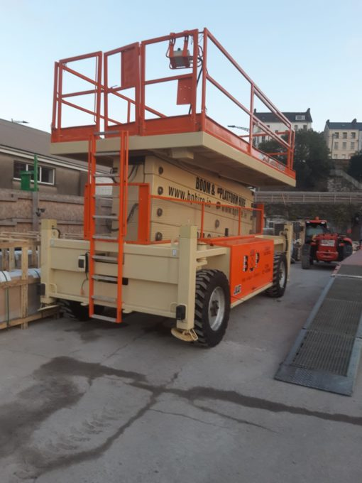 JLG Liftlux 210-25 For Hire