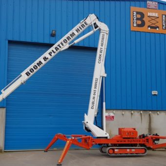 Spider Lift and Booms for Hire