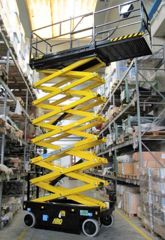 X16 Airo Scissor Lift for Hire
